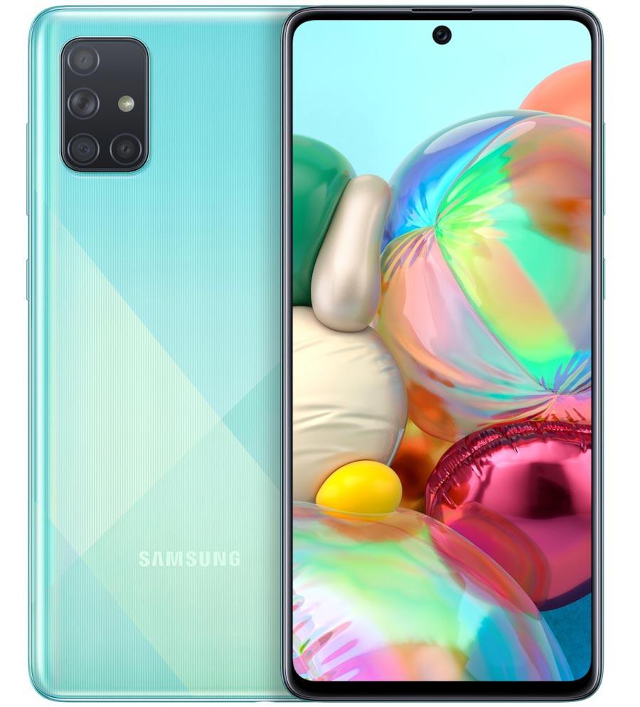 Đánh giá Samsung Galaxy A71: máy ảnh được nâng cấp và GPS nhạy