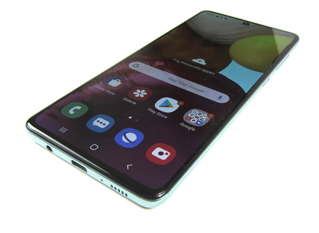 Thiết kế Samsung Galaxy A71