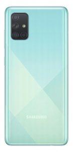 Đánh giá tổng quan Galaxy A71 là điện thoại thông minh tầm trung khá