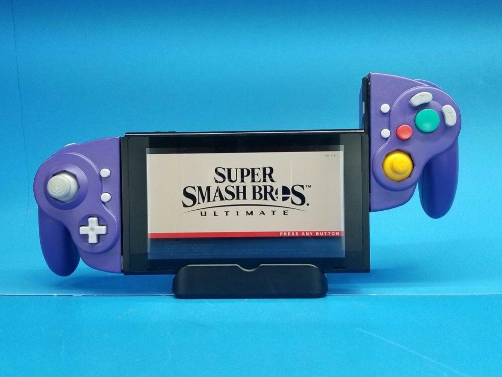 Độ tay cầm Nintendo Switch Joy-Cons và GameCube WaveBird kết quả tuyệt vời còn hơn cả sản phầm nguyên bản