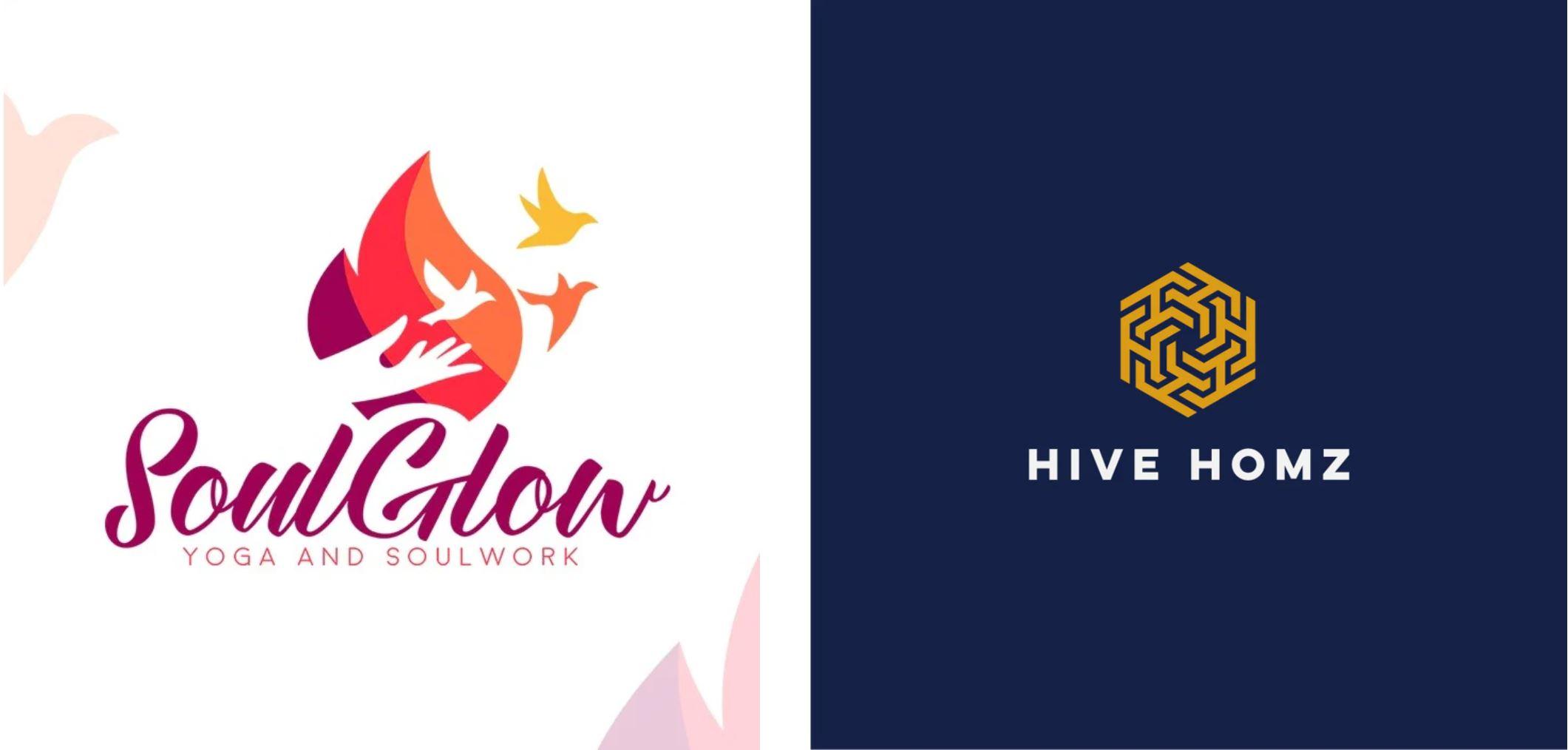 Kết hợp màu sắc cho thiết kế logo