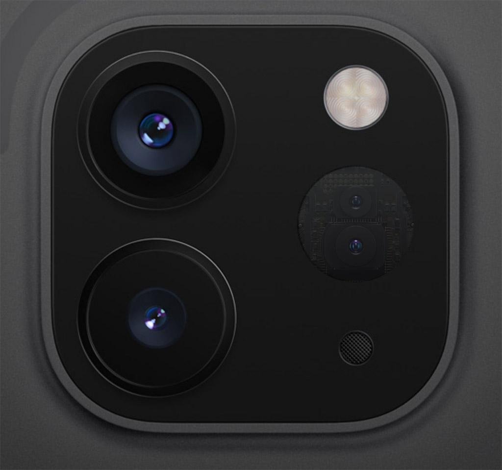 Cảm biến LiDAR trên iPad Pro mới là gì