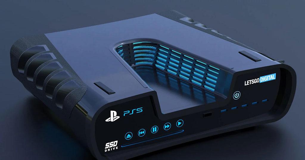 Sony tiết lộ cấu hình siêu trâu bò của PS5 mới cạnh tranh với Xbox X
