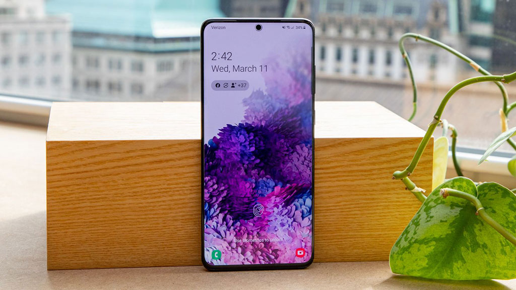 Samsung Galaxy S20/S20 Plus