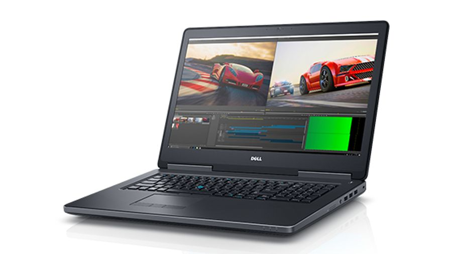 Dell Precision 7720 Laptop workstation 17 inch mạnh mẽ