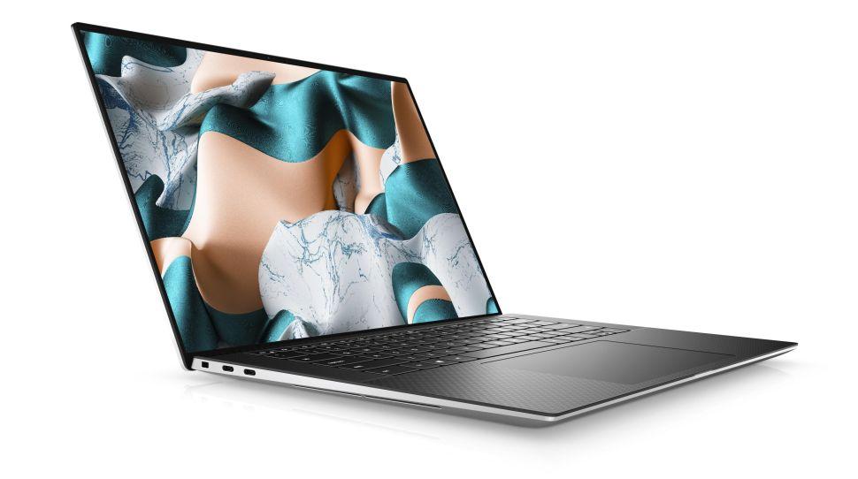 laptop 2021 Dell XPS 15