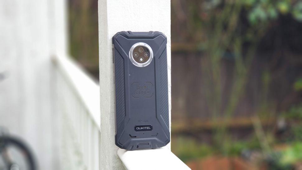Oukitel WP8 Pro điện thoại chống nước, chống va đập 2020