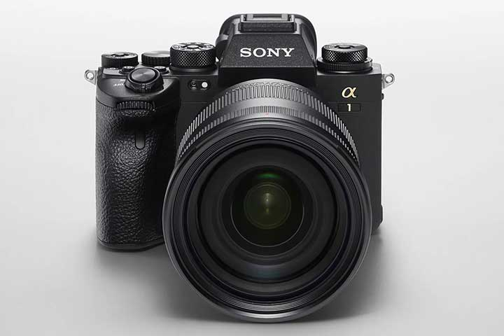 Sony Alpha I quái vật Full Frame
