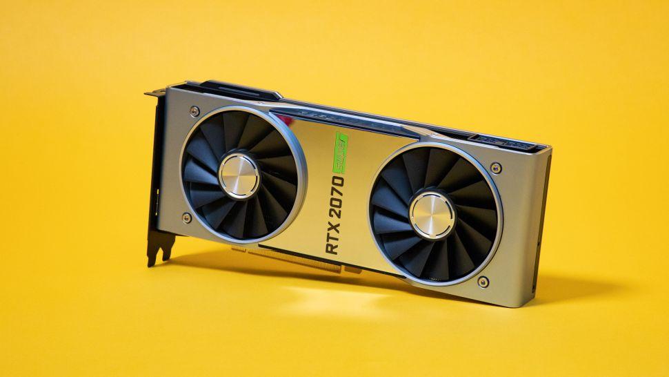 Nvidia GeForce RTX 2070 card màn hình đào coin tốt nhất