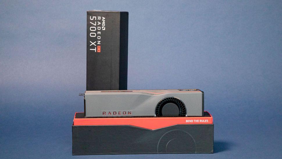 AMD Radeon RX 5700 XT máy đào eth 2021