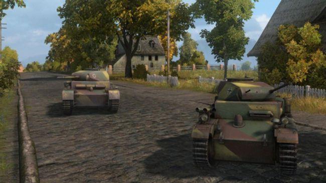 chơi game trên máy tính miễn phí World of Tanks