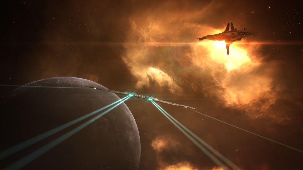 game hay trên máy tính miễn phí Eve Online