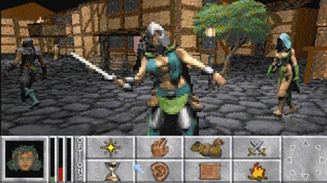 The Elder Scrolls II: Daggerfall top game miễn phí trên pc