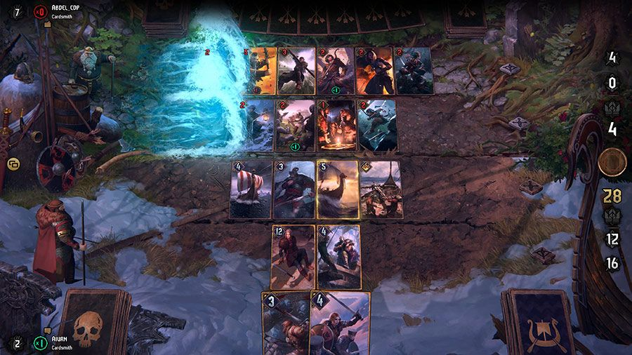 Gwent: The Witcher Card Game game hay free