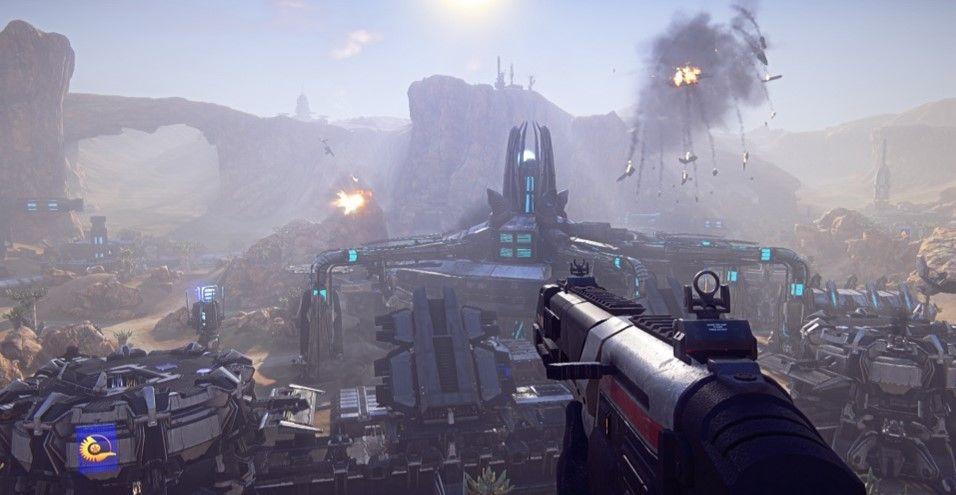 game online pc miễn phí Planetside 2