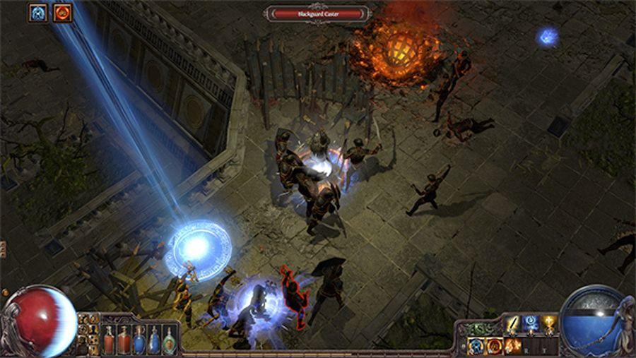 game online pc 2021 Path of Exile - Con đường lưu đày
