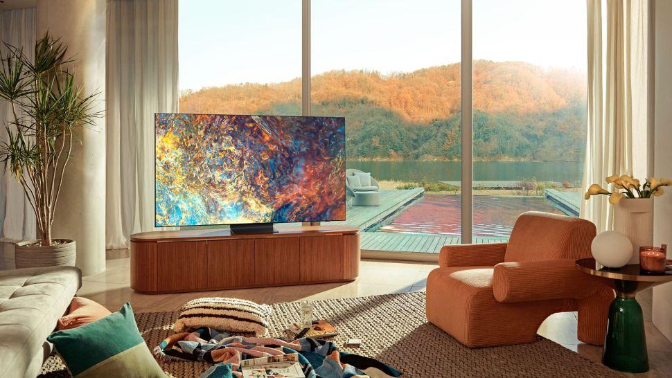 nên mua tivi hãng nào tốt nhất 2021 Samsung QN900A Neo QLED 8K