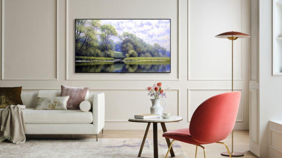 tivi tốt nhất hiện nay LG G1 Gallery Series OLED