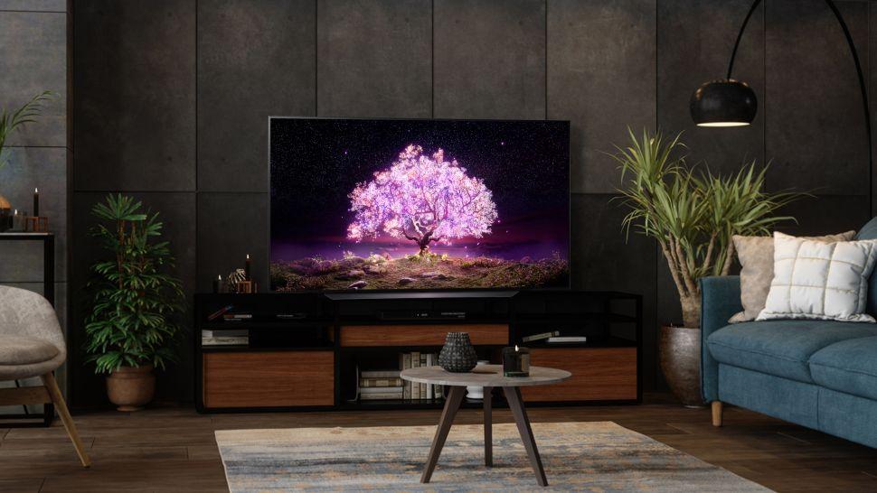 tivi 55 inch đáng mua nhất 2021 LG C1 Series