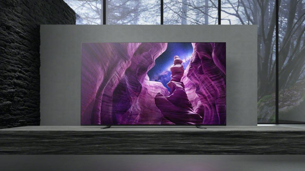 tivi 2021 Sony A8H OLED