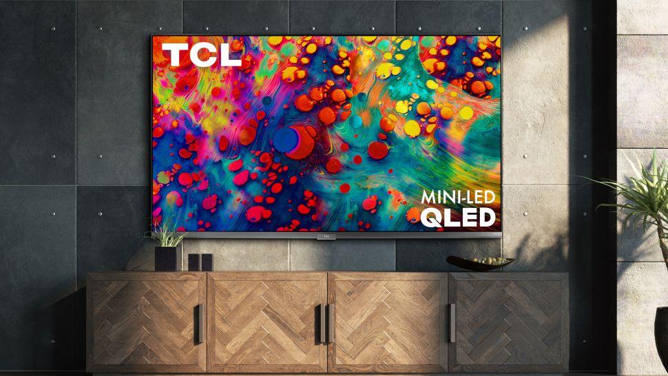 tivi nào tốt nhất 2021 TCL 6-Series với Mini LED