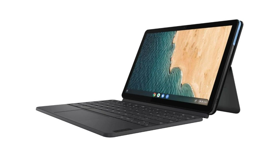 Lenovo IdeaPad Duet Chromebook laptop sinh viên 2021