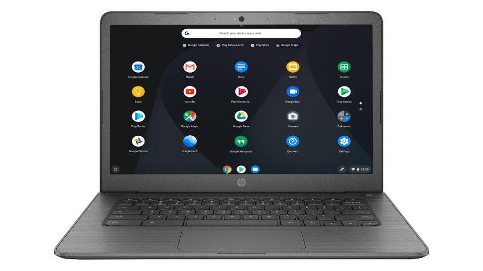 máy tính rẻ nhất hiện nay HP Chromebook 14