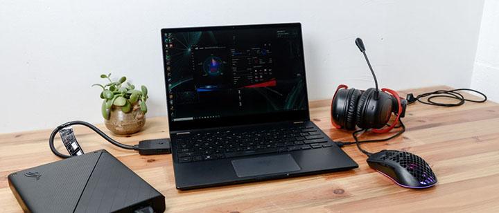 laptop gaming Asus ROG Flow X13
