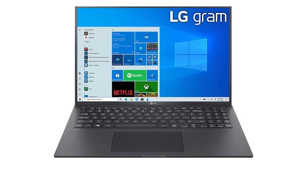 LG Gram 17 (2021) laptop tốt nhất 2021
