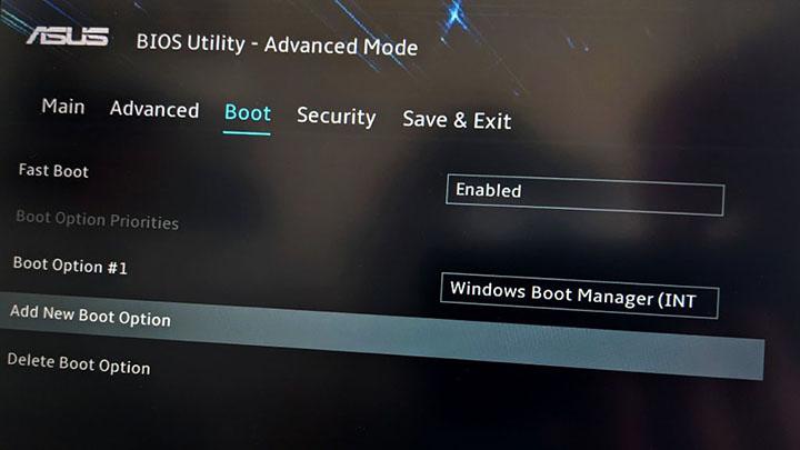 Cách cập nhật BIOS