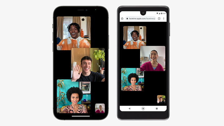 Cách sử dụng FaceTime trên Android