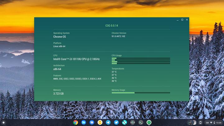 Cách tiết kiệm RAM trên Chromebook