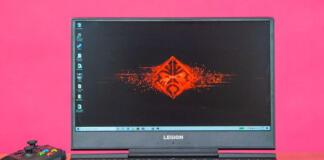 Lenovo Legion Y545