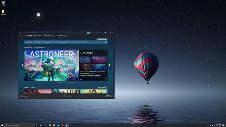 Cách chụp ảnh màn hình trên Windows 10
