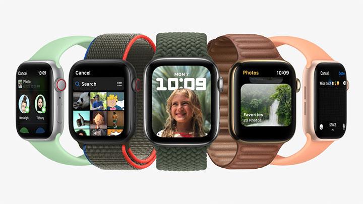 dọn dẹp và cập nhập WatchOS 8 cho Apple Watch