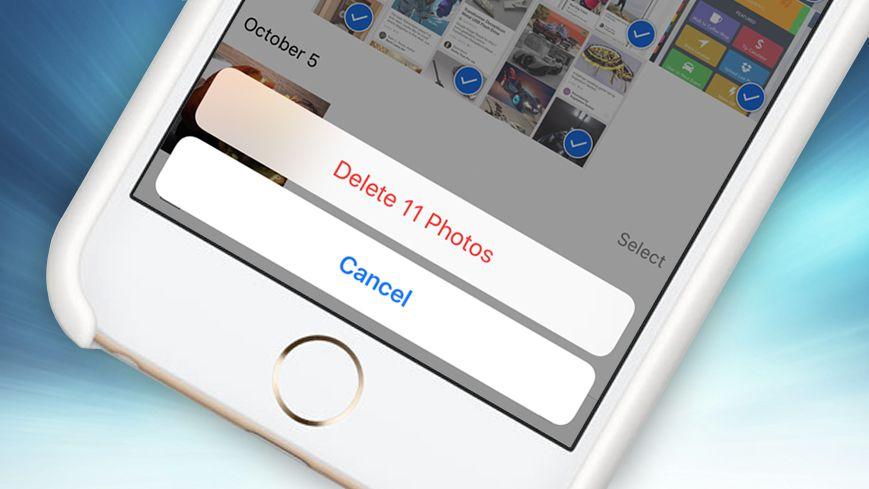 Cách xóa tất cả ảnh trên iPhone hoặc iPad của bạn nhanh nhất