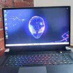 Alienware X17