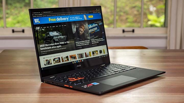 Asus Chromebook Flip CM5