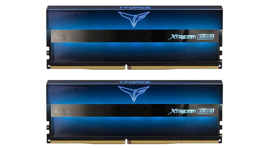 1. TeamGroup T-Force Xtreem ARGB DDR4-3600 (2 x 8GB)