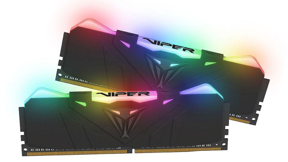 3. Patriot Viper RGB DDR4-3600 (2 x 8GB)