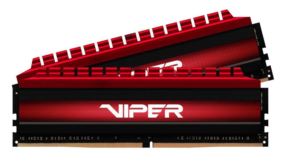 4. Patriot Viper 4 DDR4-3400 (2 x 8GB)