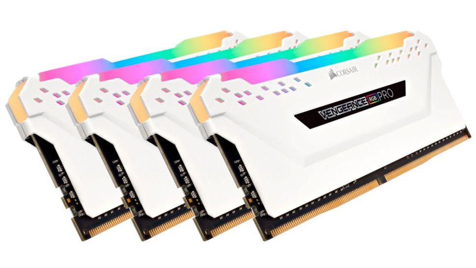 5. Corsair Vengeance RGB Pro DDR4-3200 (4 x 8GB)